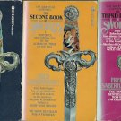 FRED SABERHAGEN - The 1st, 2nd & 3rd Books of Swords PB