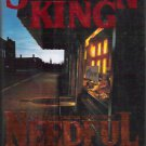 STEPHEN KING - Needful Things - HBDJ - 1st/1st