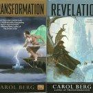 CAROL BERG Rai Kirah Set  (Transformation, Revelation)