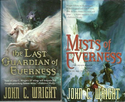 JOHN C. WRIGHT - War of Dreaming Set - 2PBs - OOP