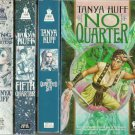 TANYA HUFF - The Quarters Quadrilogy - 4PBs