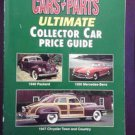 Ultimate Collector Car Price Guide (2001, Paperback)