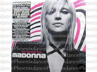 "Madonna ""die Another Day"" 2x12 Remixes"