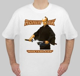 Swordsmen - Mens - White w/brown - Ronin3k Classic