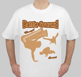 Battle Ground 2 - Mens- Freestyle