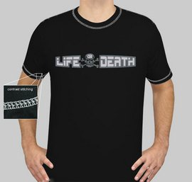 Life or Death - Mens - Black - Ronin3k