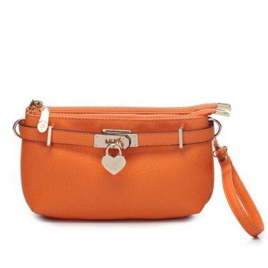 Mini Cross Heart Body Bag