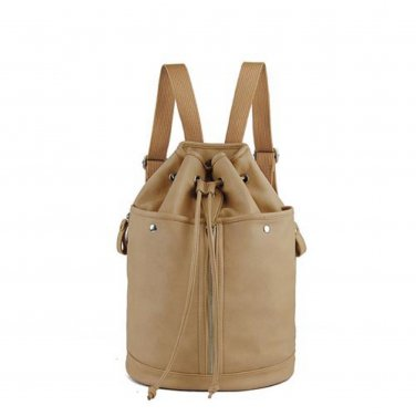 Riveted Drawstring Backpack