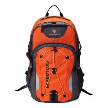 Men's Rugged Waterproof Sport Nylon Backpack