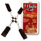 5 Pc Hog Tie & Cuff Set