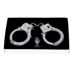 Blink Diamond Style Handcuffs