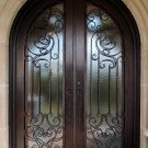 The Neoclassical Style---DAD 022 Iron Doors