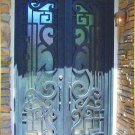 The Baroque Style----DED 005 Iron Doors
