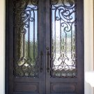 Iron Doors----The Baroque Style DED-067