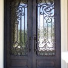Iron Doors-----The Neoclassical Style DED-067