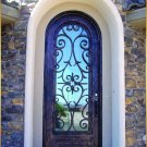Wrought Iron Doors-----French Architectural Style DSDST-031