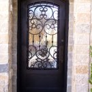Iron Doors----The Baroque Style SED-009
