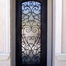 Wrought Iron Doors----The Rococo Style SED-013