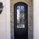 Wrought Iron Doors----- Kohliron French Architectural Style SED-010