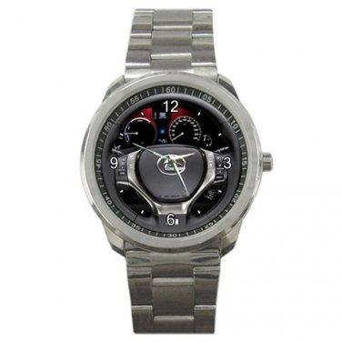 2013 Lexus RX 450h F Sport Steering Wheel Sport Metal Watch