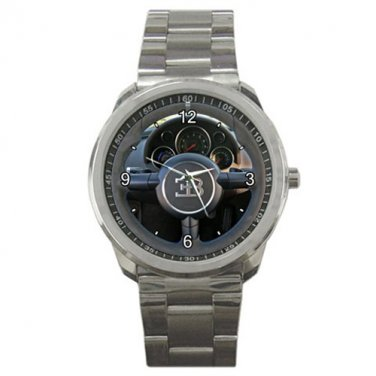 Bugatti Veyron Super Sport Metal Watch