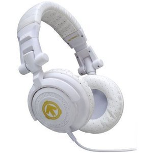 Aerial7 Tank DJ Headphones w/ In-Line Microphone Blizzard White-For iPhone-iPod