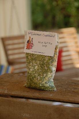 TGC: Green Split Pea Soup