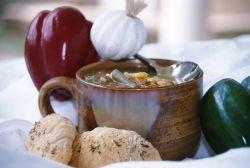 TGC: Vegetable Soup