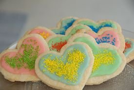 TGC: Sugar Cookies