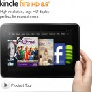 "Kindle Fire HD 8.9"" Tablet 64G AM-665"