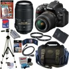 Nikon D5200 24.1 MP CMOS Digital SLR Camera kit B00B5JUYOM-AM-1300