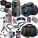 Canon EOS Rebel T5i 18.0 MP CMOS Digital Camera KIT   B00COR4Q2K-AM-1200