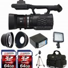 Panasonic AG-AC90 HD Camcorder KIT B00AM1AVWE-AM-2500