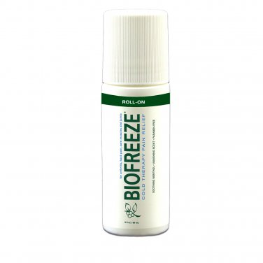 Performance Health Biofreeze Pain Relieving Roll-On - 3 oz