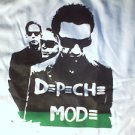 DEPECHE MODE White short sleeve T shirt NWOT S-3XL Retro 80's Tee Depeche Mode