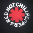 RED HOT CHILI PEPPERS Black short sleeve T shirt NWOT S-XL