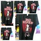 BAD RELIGION Black short sleeve T shirt 80'S short sleeve rock band Tee S-XL