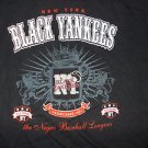 New York Black Yankees Negro League short sleeve T shirt Negro League T Shirt 3X