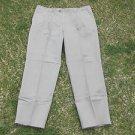 Renoir Tan casual dress pants mens Tan khaki work casual dress pants 46WX32L