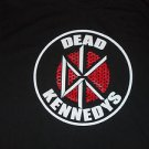 DEAD KENNEDYS Black short sleeve T shirt Dead Kennedys Rock Band T Shirt S-3X