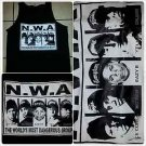 N.W.A Straight out of Compton Tank top Hip Hop Gangsta Rap Tank Top eazy e S-XL