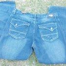 MEN'S GS115 BLUE DENIM JEAN PANTS BLUE DENIM JEANS PANTS 40Wx33.5L NEW