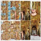 SUBLIMATION cathedral Print short sleeve T shirt Animal Print T-Shirt M-2X