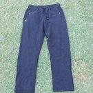 LAVIE Black draw string jogging suite pants  jogging warm up sweat pants XL