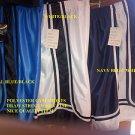 Royal Blue Black gym shorts Heavy weight basketball football soccer shorts S-4X