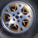 Jeep Grand Cherokee Alloy Aluminum Wheel Rim 16 Inch Gold ULTRA STAR Rim 16X7 #E