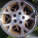 Jeep Grand Cherokee Alloy Aluminum Wheel Rim 16 Inch Gold ULTRA STAR Rim 16X7 #C