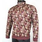 Skater hoodie jacket by SCIFEN long sleeve hoody jacket Skater Jacket XL-4 Brown