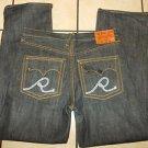 RMC Raw Blue denim jean pants  blue denim jean pants Denim jeans 34WX34L