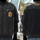 ALPHA PHI ALPHA BLACK JACKET 1906 L-5XL Alpha Phi Alpha Coat Bubble Jacket AphiA